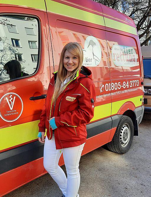 Dr. med. vet. Magdalena Lindner
