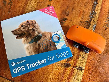Dieses GPS Gerät von Tractive war der Redaktion besonders positiv aufgefallen.