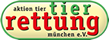 Logo aktion tier - Tierrettung München e.V.