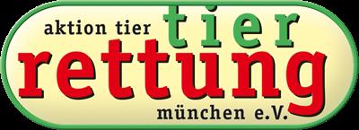 Logo Aktion-Tier - Tierrettung München e.V.